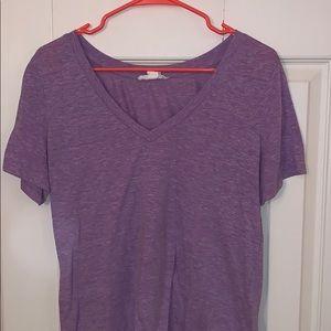 Purple t-shirt (4/$20)